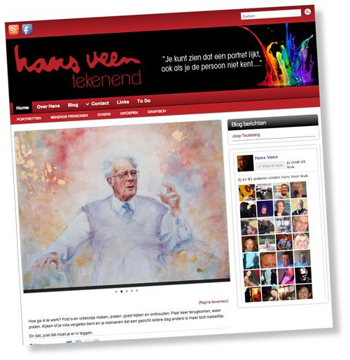 Site Hans Veen